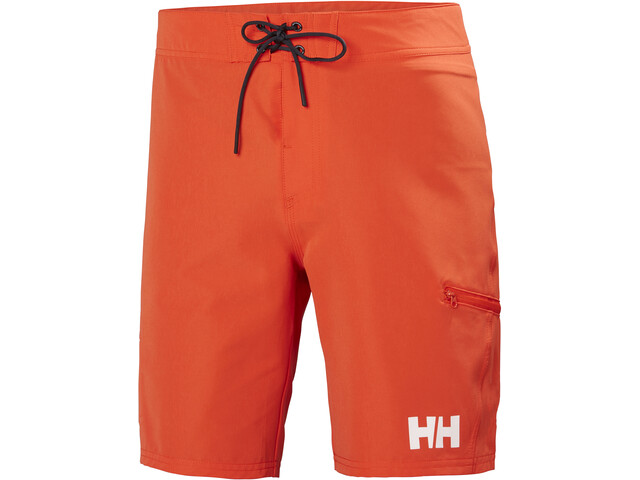 "Helly Hansen HP Board Short 9"" Homme, cherry tomato"